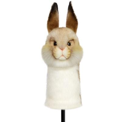한사골프 동물커버 8186 토끼 드라이버커버
