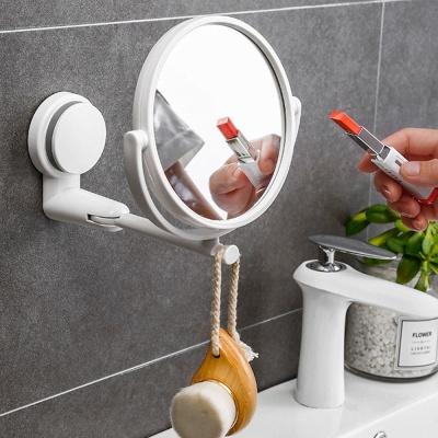 욕실거울 360도회전 3배 확대 양면 붙이는거울