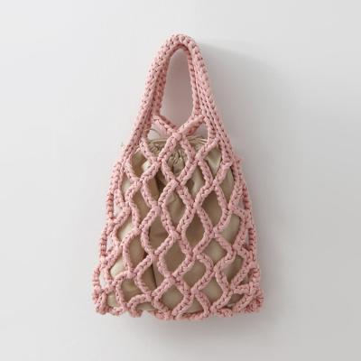 Knitting Shopper Bag