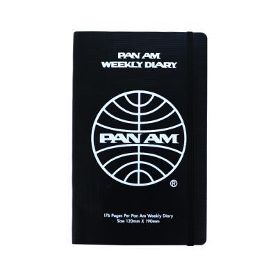 [PANAM] WEEKLY DIARY_BLACK