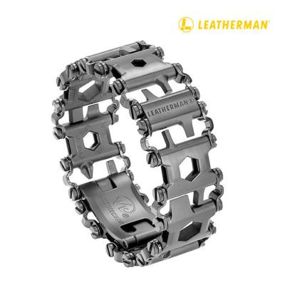 Leatherman TREAD METRIC 블랙 웨어러블툴