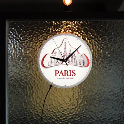 ng083-LED시계액자25R_세계의도시