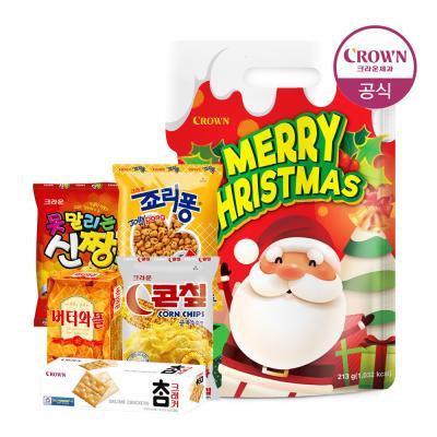 2020 크리스마스 산타양말 과자 선물세트