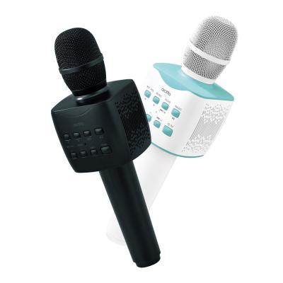 엑토 휴대용 블루투스 노래방마이크 음성변조 MICS-09