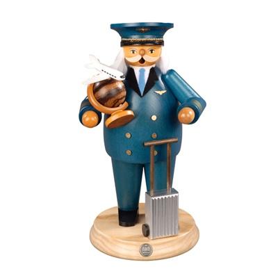 스모킹맨- 항공기 조정사 캡틴, 25cm 16637