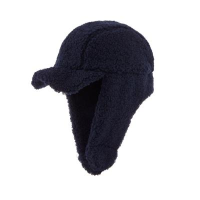 [리끌로우] RECLOW 귀도리 모자 네이비