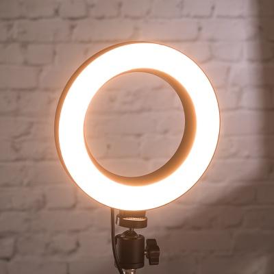 플라이토 LED 방송 촬영 조명 링라이트 삼각대(대)