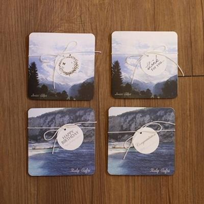 아이씨엘 포토 태그 카드 Europe Ver.1 set