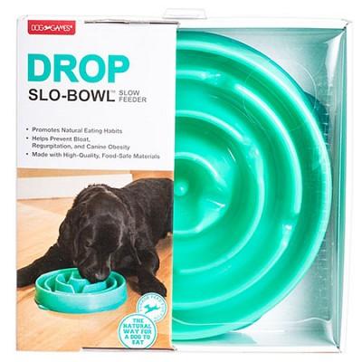 카이젠 슬로우볼 급식기 (중대형견용/비치블루), 고창증 예방, 강아지 기능성 식기