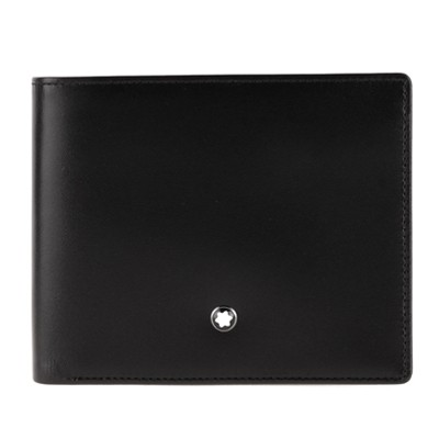 몽블랑 MEISTERSTUCK WALLET 6CC WITH 2 VIEW POCKETS (16354)