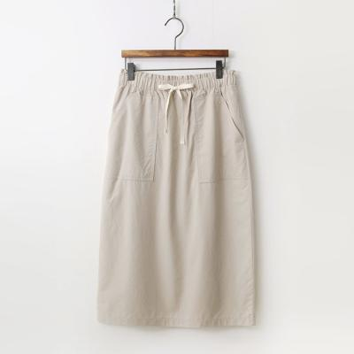 Nylon Cotton Banding Skirt