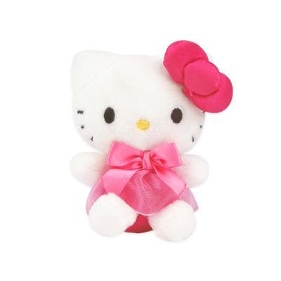 헬로키티 미니 가방고리-핑크