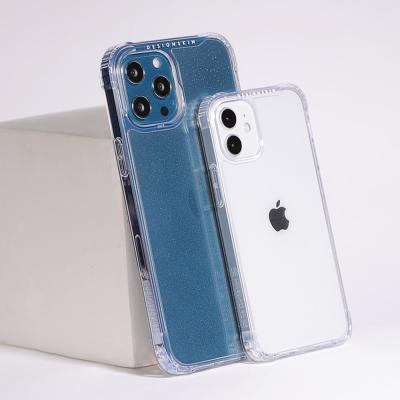 피닉스 글리터 클리어 케이스(아이폰/갤럭시/노트)
