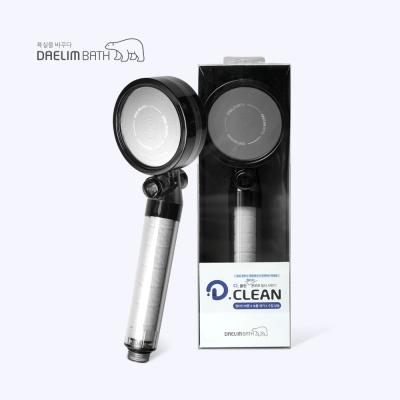 디클린 ver 2 원터치 온오프 필터 샤워기 본품
