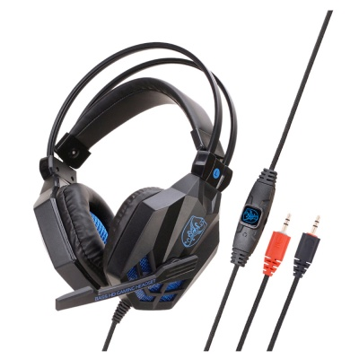 제노스 850MV 게이밍 헤드셋(블랙)