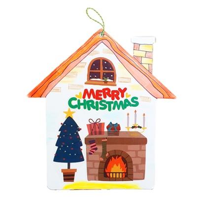 크리스마스 우리집 종이방향제