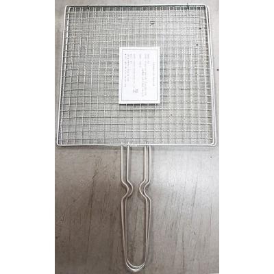 가정용 업소용 식자재 접이식 소형 석쇠 26X26X17.5