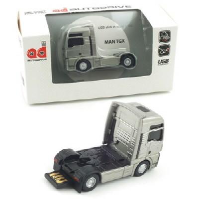 1/100 MAN TGX USB 16GB (WE002565SI) USB 메모리 모형자동차