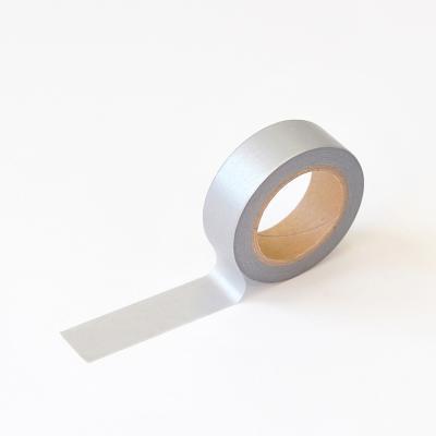 왈가닥스 메탈릭 마스킹테이프 - 31 Silver