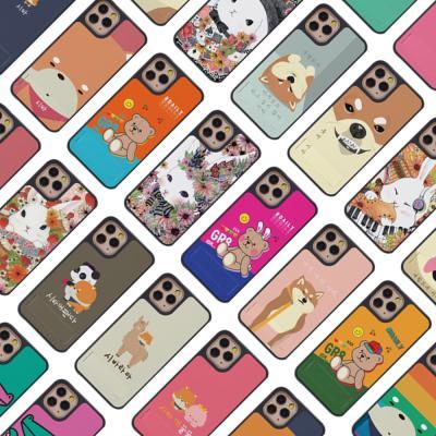 디자인커버세트 캐릭터1 베스트모음-아이폰11시리즈