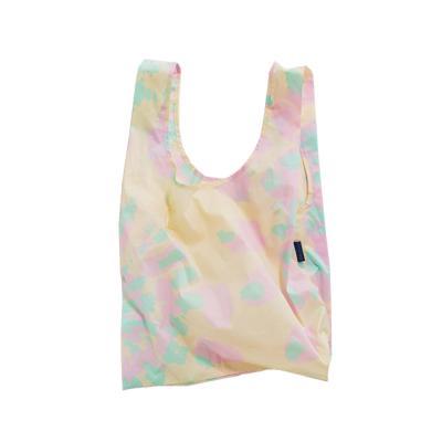 [바쿠백] 휴대용 장바구니 Tie Dye Pink