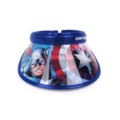 마블 캡틴 핀캡 블루