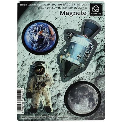 자석 달착륙 Magnets Moon Landing
