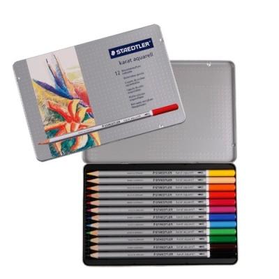 [스테들러] 수채화색연필12색 125 [세트/1]  86690