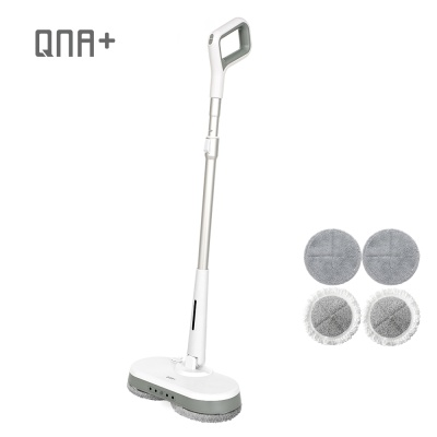 [QNA+] 큐나플러스 물분사 LED 무선 물걸레청소기