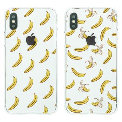 아이폰XS케이스 맛있으면 바나나 소프트젤리케이스