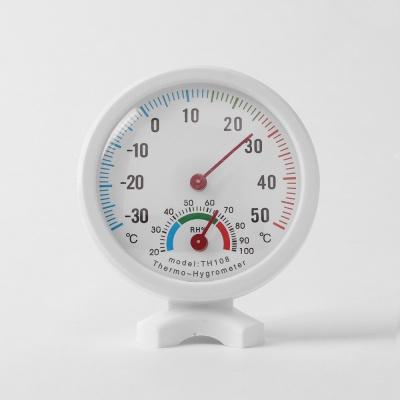 탁상용 온도계 습도계 / 아날로그 온습도계