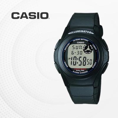 카시오 군인 군용 전자 빈티지 손목시계 F-200W-1A