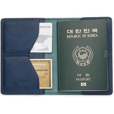 국산 여권지갑 여권케이스 색상 네이비 CH1424501