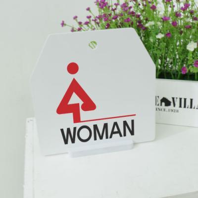 ah393-사인알림판_단면_여자화장실표시