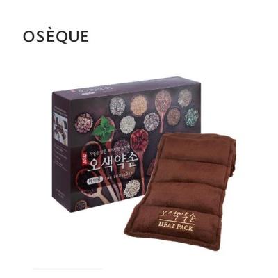 송학 오색약손 한방온열팩 찜질팩 어깨용