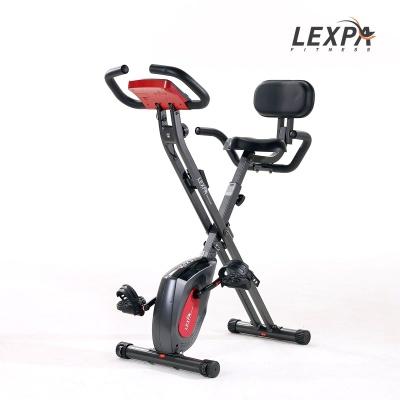 [렉스파]접이식 헬스자전거 YA-130/헬스싸이클/가정용