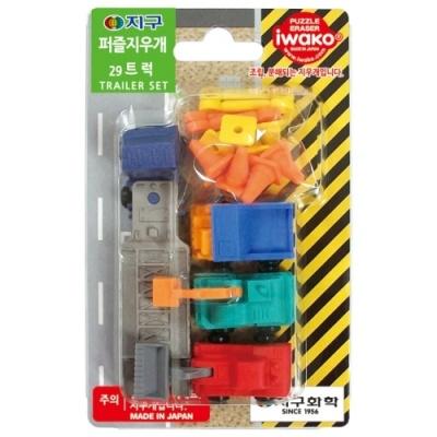 [IWAKO] 지구퍼즐지우개 29트럭 [개/1] 328472