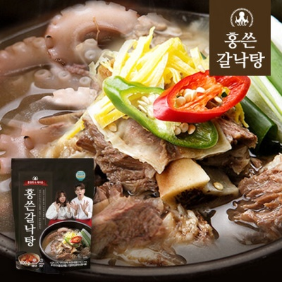 홍현희 제이쓴 의 홍쓴갈낙탕 800gX3팩