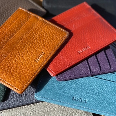 [이니셜 커스텀] Basic card wallet _ 13 Color