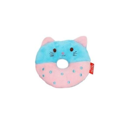 펫투유 우쭈쭈 큐티도넛 삑삑이 장난감 1개 고양이