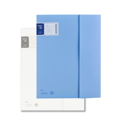DELI 델리 포켓 봉투 파일 서류보관 문서보관 A4