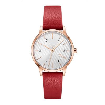 [쥴리어스공식] JA-1253 여성시계 가죽시계