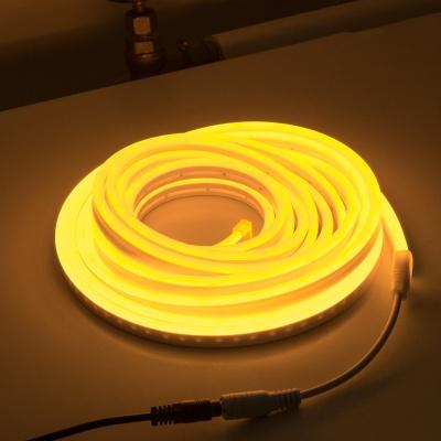 인테리어 LED 스트랩 조명 줄네온 /옐로우 5M LCBB945