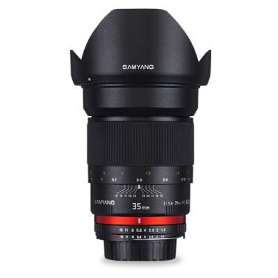 [삼양옵틱스] 35mm F1.4 AS UMC 캐논AE