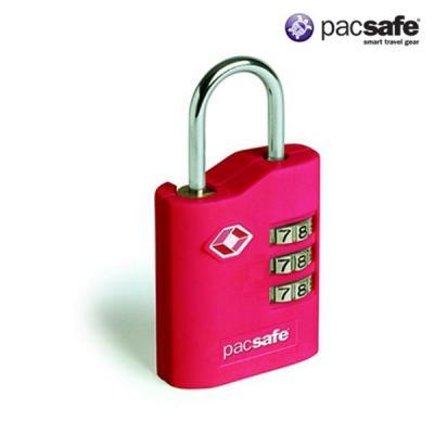 [팩세이프]Prosafe 700 Red TSA 인증 자물쇠