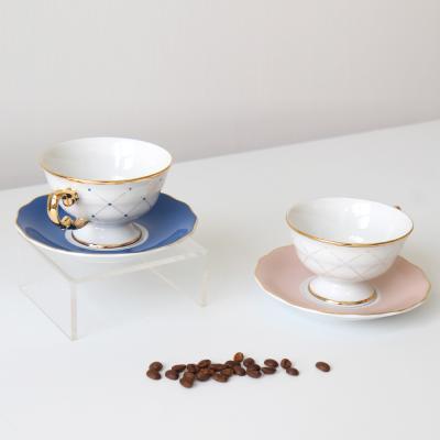 서커스 크리스토프바벨 커피잔소서 2인세트 4p