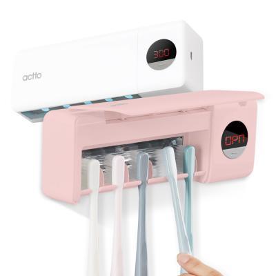 엑토 UVC LED 무선 충전식 가정용 칫솔 살균기 TBS-03