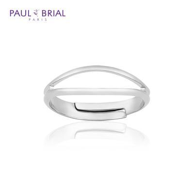 폴브리알 POBR0140 (WG) 심플 링 반지