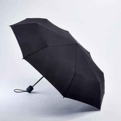 펄튼 휴대용 방풍 우산 단우산 허리케인 블랙