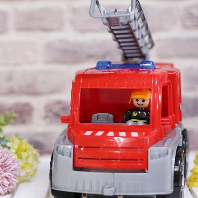 레나 트럭스 소방차
